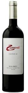 Zuccardi Serie A Malbec 2008, Mendoza Bottle