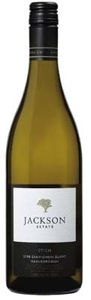 Jackson Estate Stitch Sauvignon Blanc 2008, Marlborough, South Island Bottle