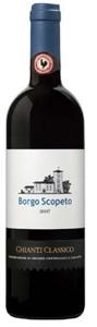 Borgo Scopeto Chianti Classico 2007, Docg Bottle