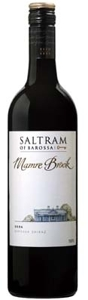 Saltram Mamre Brook Shiraz 2006, Barossa Valley, South Australia Bottle
