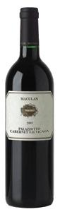 Maculan Cabernet Sauvignon 2007, Igt Veneto Bottle