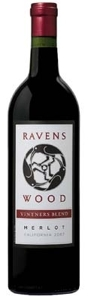Ravenswood Vintners Blend Merlot 2007, California Bottle