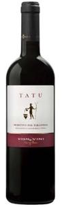 Tatu Primitivo Del Tarantino 2006, Igt Bottle