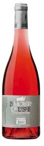 Le Mourre De L'isle Rosé 2009, Ac Côtes Du Rhône Bottle
