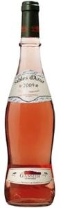Gassier Sables D'azur Rosé 2009, Ac Côtes De Provence Bottle