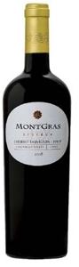 Viña Montgras Cabernet Sauvignon/Syrah Reserva 2008, Colchagua Valley Bottle