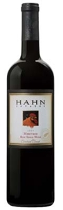 Hahn Estates Meritage 2007, Central Coast Bottle