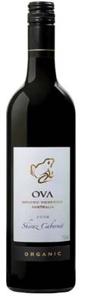 Organic Vignerons Australia Shiraz/Cabernet 2008, Victoria Bottle