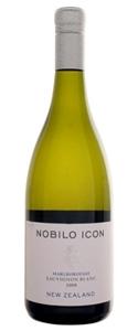 Nobilo Icon Sauvignon Blanc 2009, Marlborough Bottle