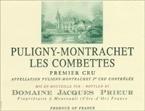 Domaine Jacques Prieur Puligny Montrachet1er Cru Les Combettes 2004 Bottle