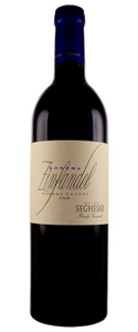 Seghesio Sonoma Zinfandel 2008, Sonoma County Bottle