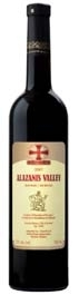 Alazanis Valley Semi Sweet Red 2007 Bottle