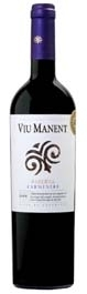 Viu Manent Reserva Carmenère 2008, Colchagua, Rapel Valley Bottle