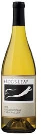 Frog's Leap Chardonnay 2008, Napa Valley Bottle