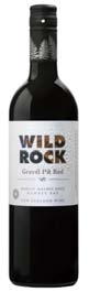 Wild Rock Gravel Pit Red 2007, Hawkes Bay, North Island, Gimblett Gravels Bottle