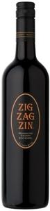 Zig Zag Zin Zinfandel 2007, Mendocino County Bottle