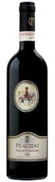 Placido Rosso Di Montalcino 2005, Doc Bottle
