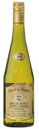 Clos De La Chapelle Muscadet Sèvre Et Maine 2008, Ac, Sur Lie Bottle