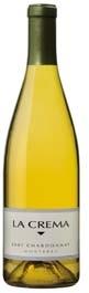 La Crema Chardonnay 2007, Monterey Bottle