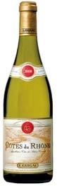 E. Guigal Côtes Du Rhône Blanc 2008, Ac Bottle