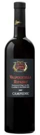 Campedel Ripasso Valpolicella Classico Superiore 2007, Doc Bottle
