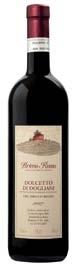Bricco Rosso Dolcetto Di Dogliani 2007, Docg Bottle