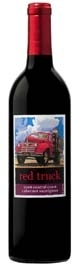 Red Truck Cabernet Sauvignon 2006, California Bottle