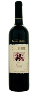 Thorn Clarke Shotfire Shiraz 2007, Barossa Valley, South Australia Bottle
