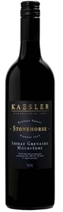 Kaesler Stonehorse Shiraz/Grenache/Mourvèdre 2007, Baross Valley, South Australia Bottle