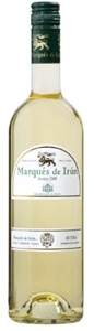Marques De Irun Verdejo 2008, Do Rueda Bottle