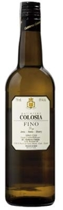 Guitierrez Colosia Fino Sherry, Do Jerez Bottle