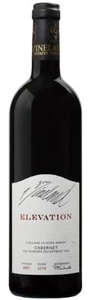Vineland Estates Elevation Cabernet 2007, VQA Niagara Peninsula Bottle