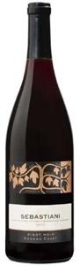 Sebastiani Pinot Noir 2007, Sonoma Coast Bottle