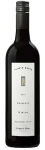Temple Bruer Cabernet/Merlot 2006, Langhorne Creek, South Australia Bottle