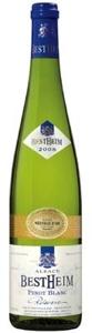 Bestheim Pinot Blanc Réserve 2008, Ac Alsace Bottle