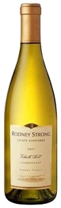 Rodney Strong Chalk Hill Chardonnay 2007, Sonoma County Bottle