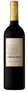 Condado De Oriza Crianza 2006, Do Ribera Del Duero Bottle