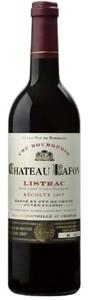 Château Lafon Cuvée Classic 2005, Ac Listrac Bottle