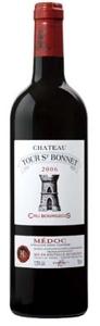 Château Tour St. Bonnet 2006, Ac Médoc Bottle
