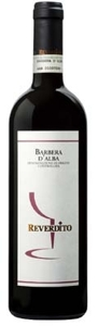 Reverdito Barbera D'alba 2007, Doc Bottle