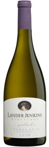 Lander Jenkins Vineyards Spirit Hawk Chardonnay 2008, California Bottle