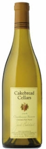 Cakebread Reserve Chardonnay 2006, Carneros, Napa Valley Bottle