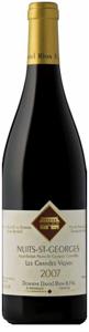 Domaine Daniel Rion & Fils Les Grandes Vignes Nuits St Georges 2007, Ac Bottle