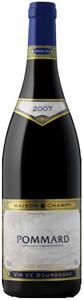 Maison Champy Pommard 2007, Ac Bottle