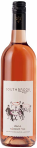 Southbrook Cabernet Rosé 2009, VQA Niagara On The Lake, Certified Organic And Biodynamic Bottle