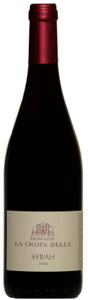 Domaine La Croix Belle Cuvée Syrah 2008, Vin De Pays Des Côtes De Thongue Bottle