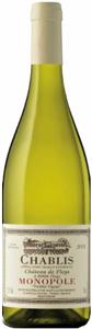 Château De Fleys Vieilles Vignes Monopole Chablis 2008, Ac Bottle