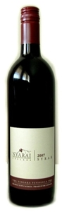 Nyarai Cellars Syrah 2007 VQA Niagara Peninsula Bottle