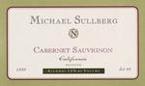 Michael Sullberg Cabernet Sauvignon Reserve 2008 Bottle