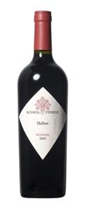Achaval Ferrer Malbec 2008, Mendoza Bottle